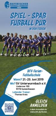BFV-Ferien Fußballschule