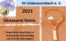 Gästekarte Tennis SVU